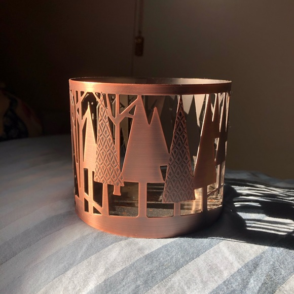 Bath & Body Works candle holder (2 available)
